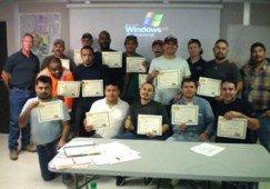 Parkland Project Hosts OSHA Outreach 10-Hour Safety Course