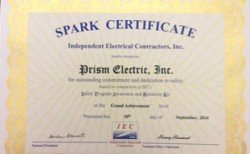 Prism Recognized as a Safety Leader