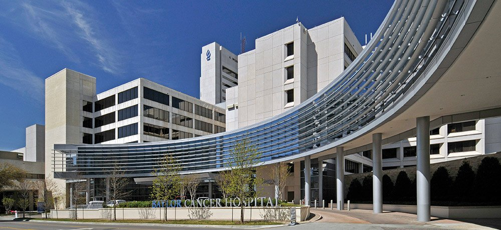 Baylor Sammons Cancer Center Prism Electric