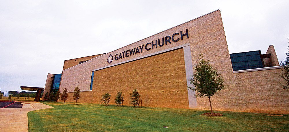 Gateway church building