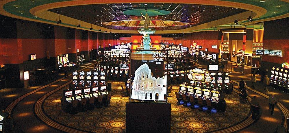 Rich world casino
