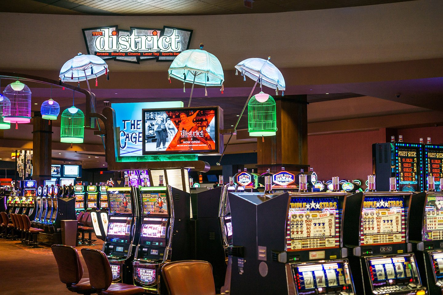 Choctaw Casino Resort Expansion Prism Electric