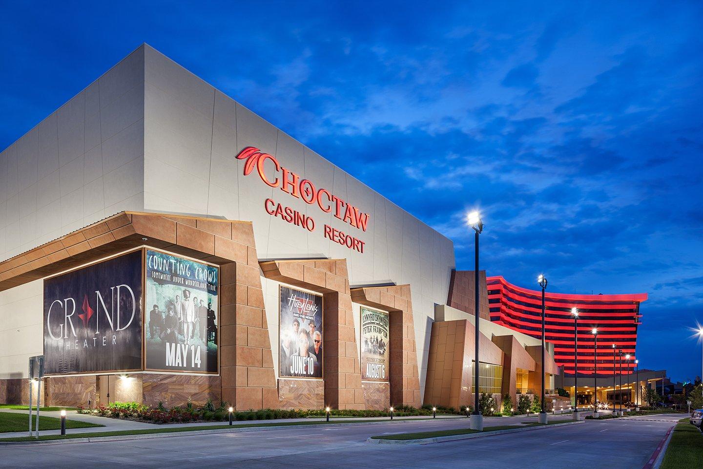 Choctaw casino durant ok address