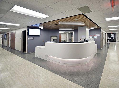 Baylor University Medical Center Icu Renovation Prism