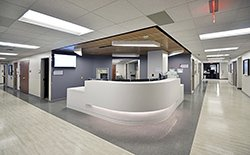 Baylor ICU Renovation Receives 2016 TEXO Distinguished Building Award