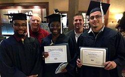 Congratulations to our latest IEC graduates