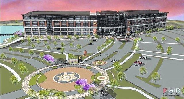 choctaw nation headquarters  u2013 prism electric