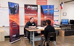 Prism Recruiting Update