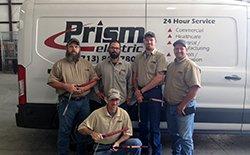 Houston Service Technicians Complete Medium Voltage Training