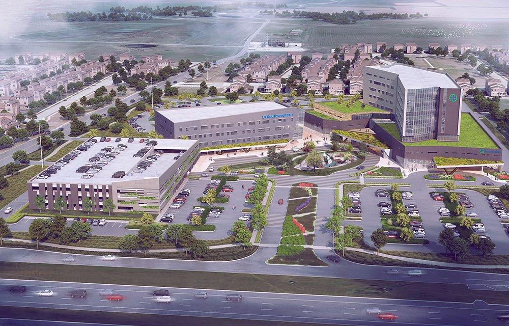 Texas Health Resources Frisco Hospital Prism Electric