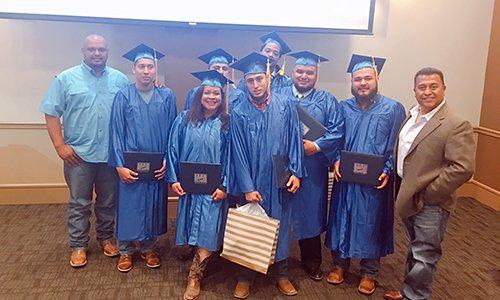 Congratulations to Prism IEC Graduates