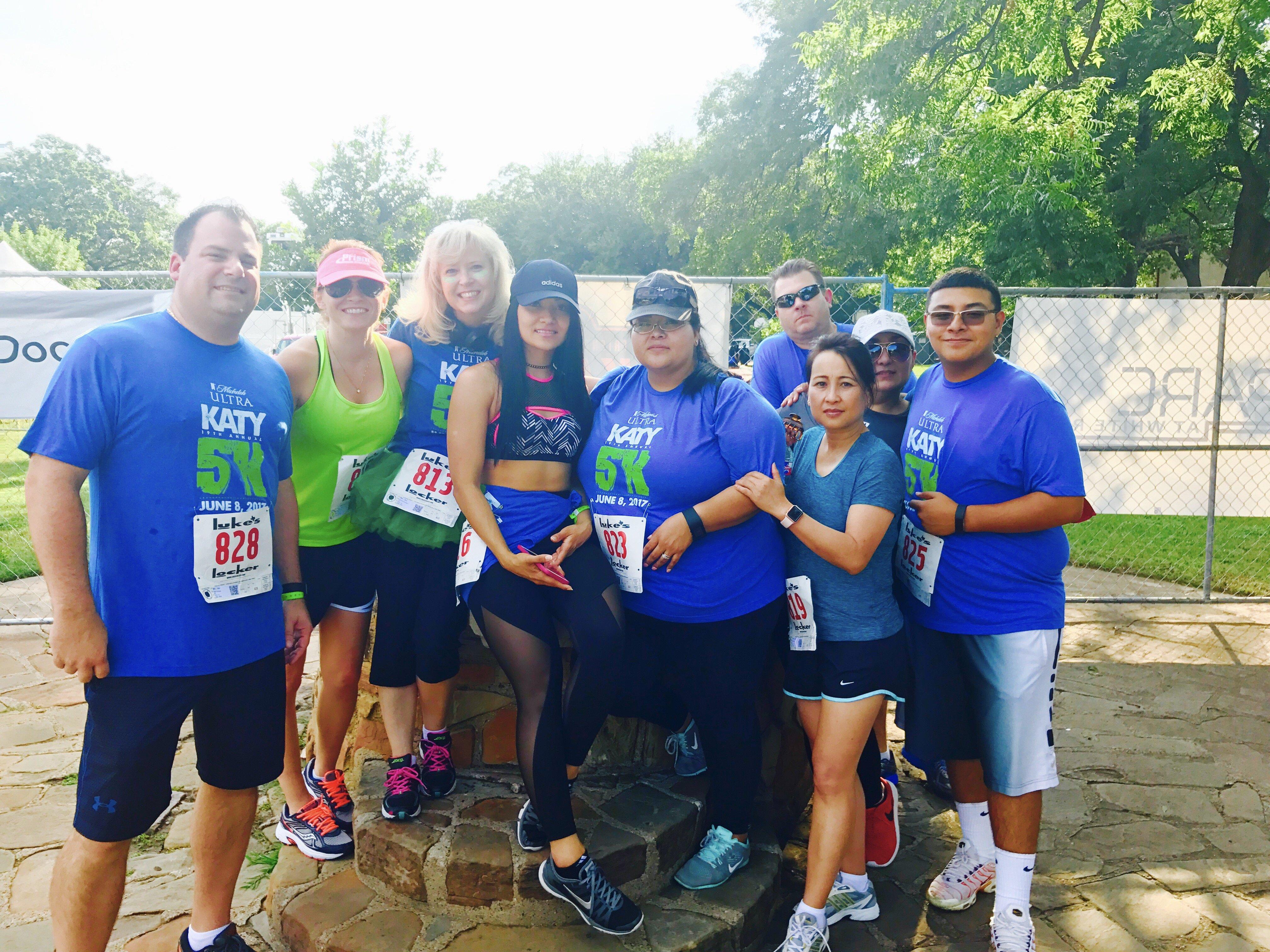 Friends of the Katy Trail 5K Run