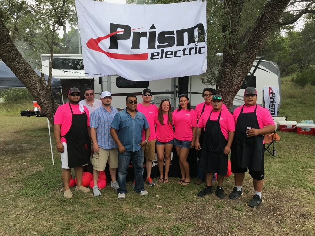 Prism Takes Top BBQ Honors