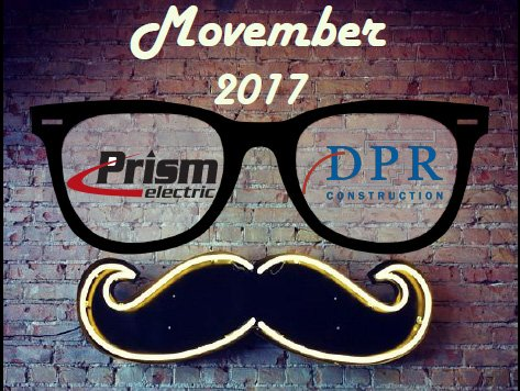 Prism Teams with DPR for Movember