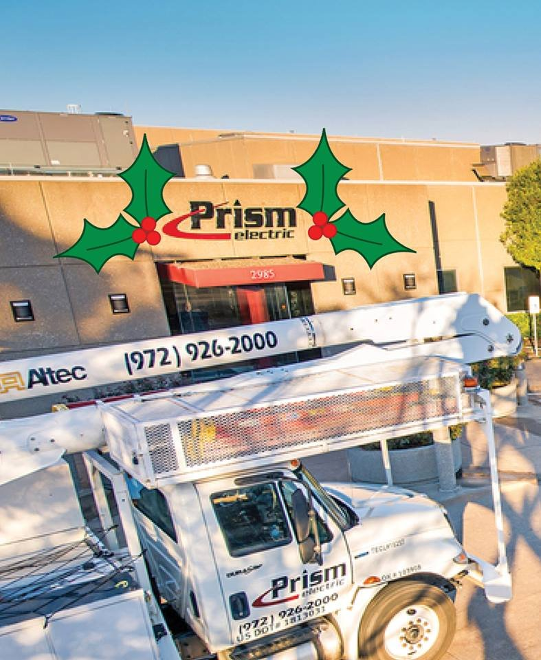 Happy Holidays from Prism Electric!