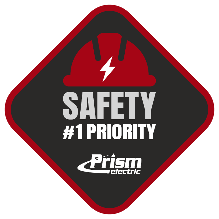 A Prism Electric Safety Meeting